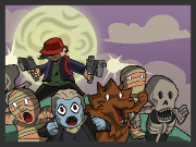 Halloween Rampage