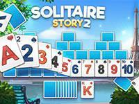 Solitaire Tripeaks 2
